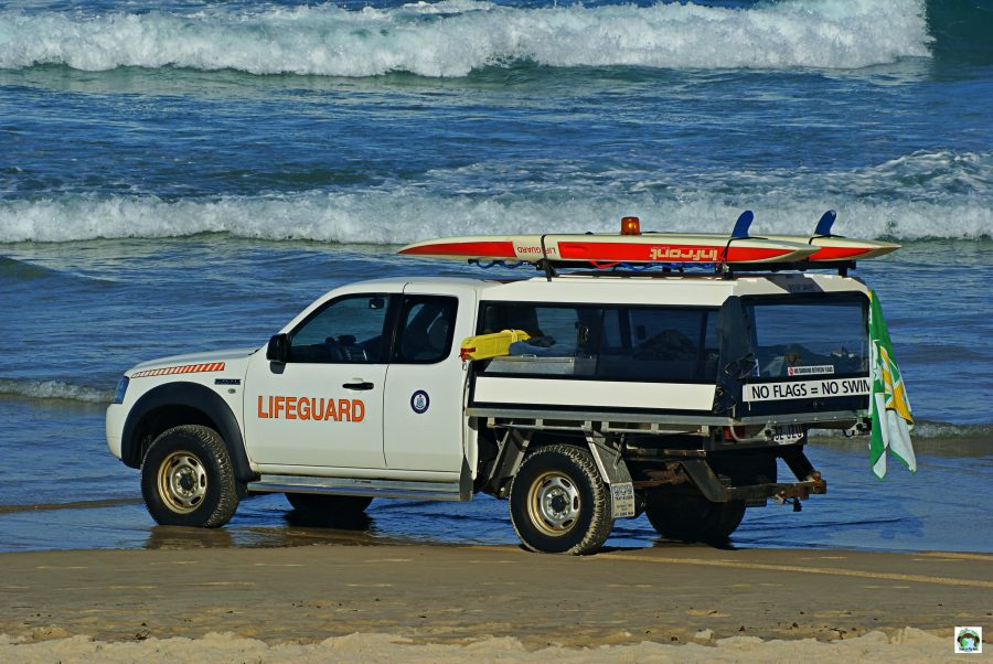 Gold Coast spiaggia australiana