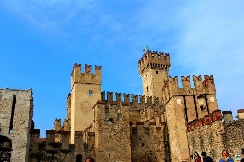 La leggenda del castello scaligero di Sirmione