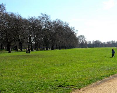 Curiosità da Londra Hyde Park
