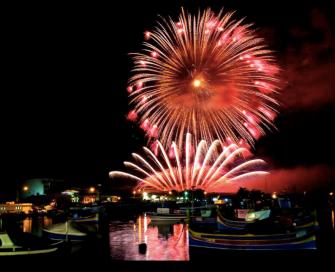 Malta Internationa Fireworks