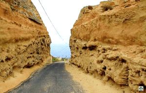 strada di Porto Santo
