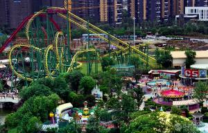 Cosa fare a Shenzhen Happy Valley