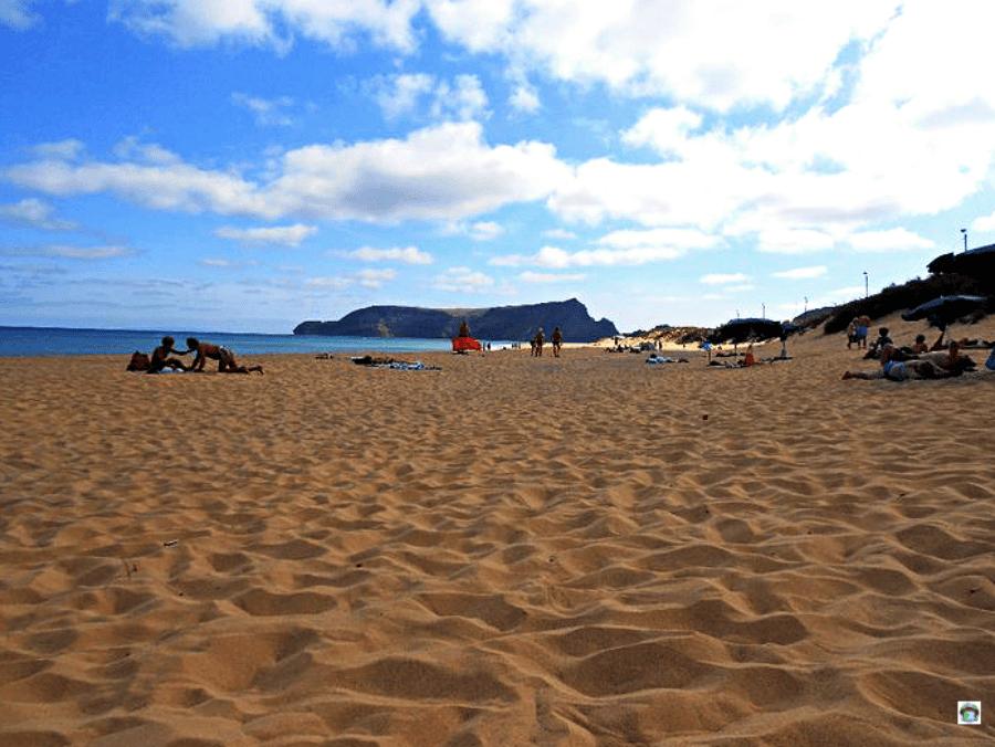 Porto Santo in Portogallo vacanze