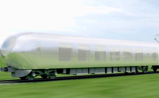 il Treno invisibile giapponese