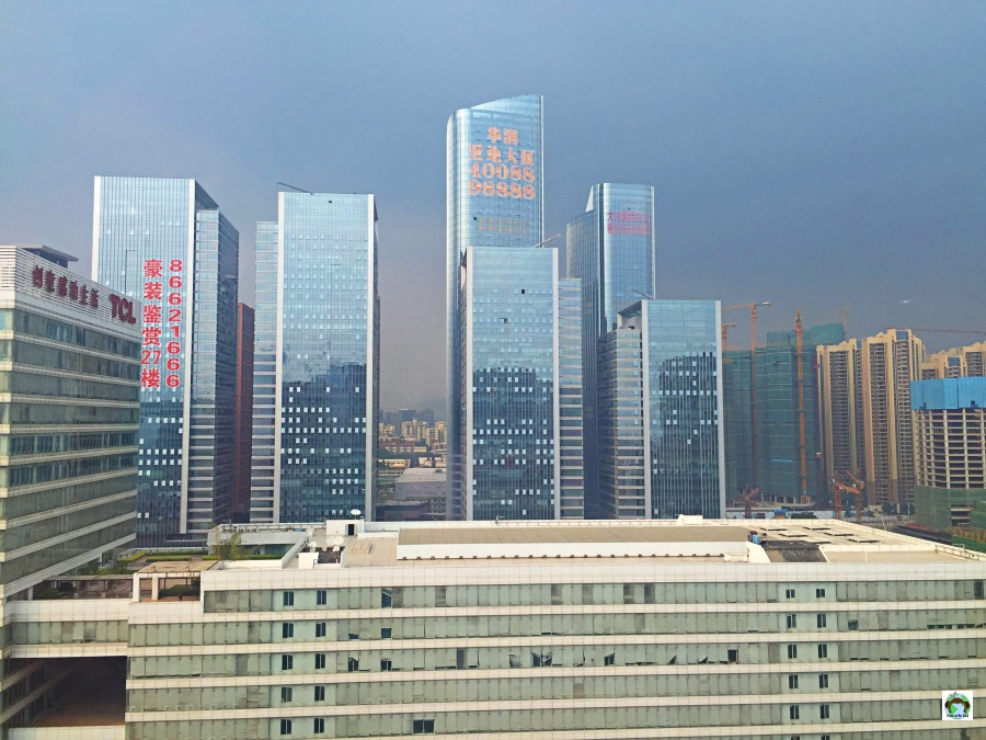 Shenzhen grattacieli