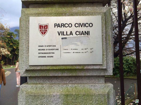 Cosa vedere a Lugano in un giorno Parco Civico