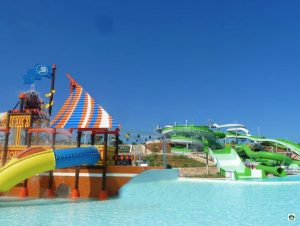 Splash park Minorca - Cocco on the road