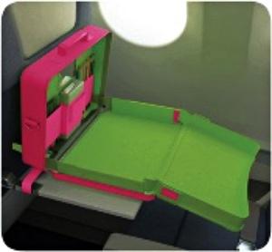 Tray kit viaggi con i bambini - Cocco on the road