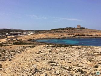 Cosa vedere a Malta Isola Coral Lagoon