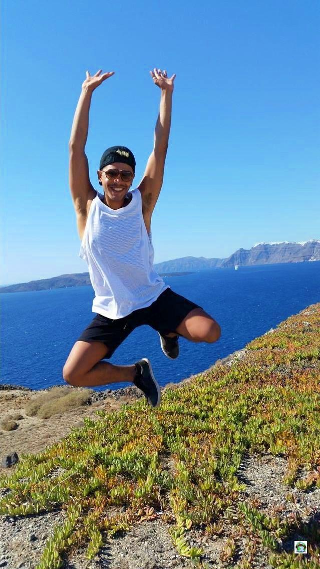 Vacanze a Santorini consigli - Cocco on the road