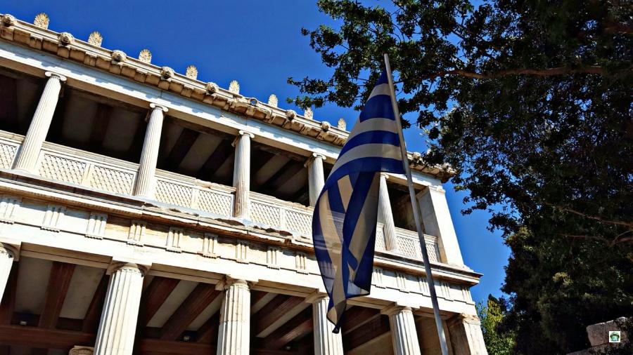 Atene cosa vedere - Cocco on the road