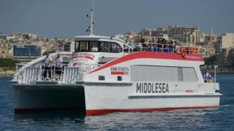 La Valletta - Ferry