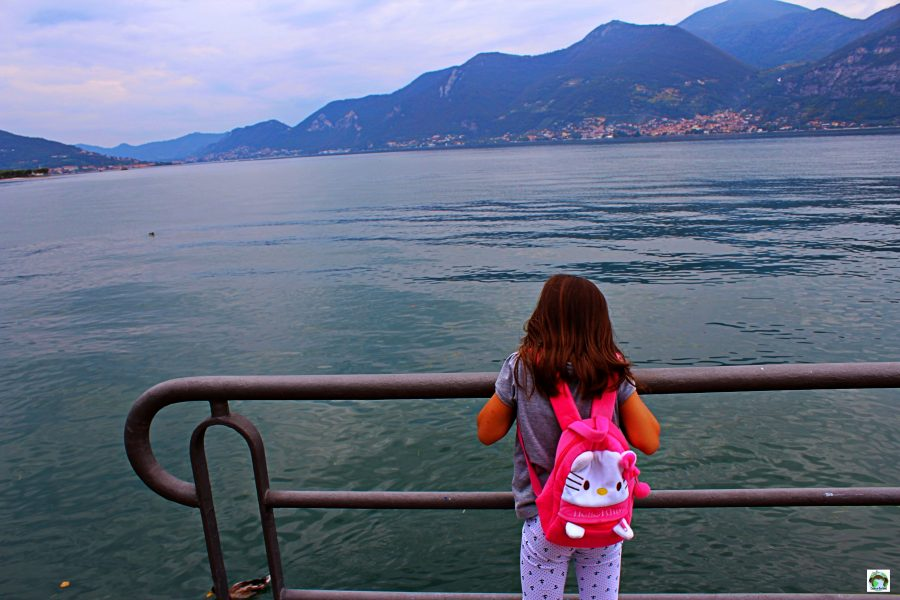 Iseo con i bambini - Cocco on the road