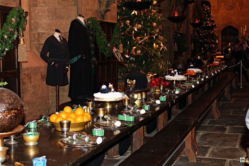 Dentro Harry Potter studios london