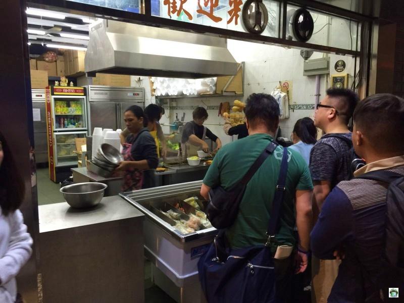 Mangiare a Macao in Cina