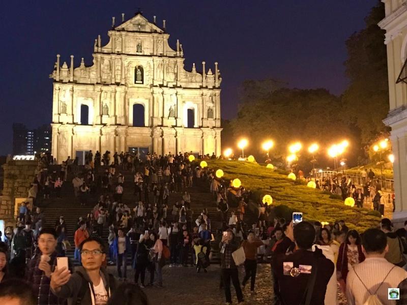 Macao patrimonio UNESCO