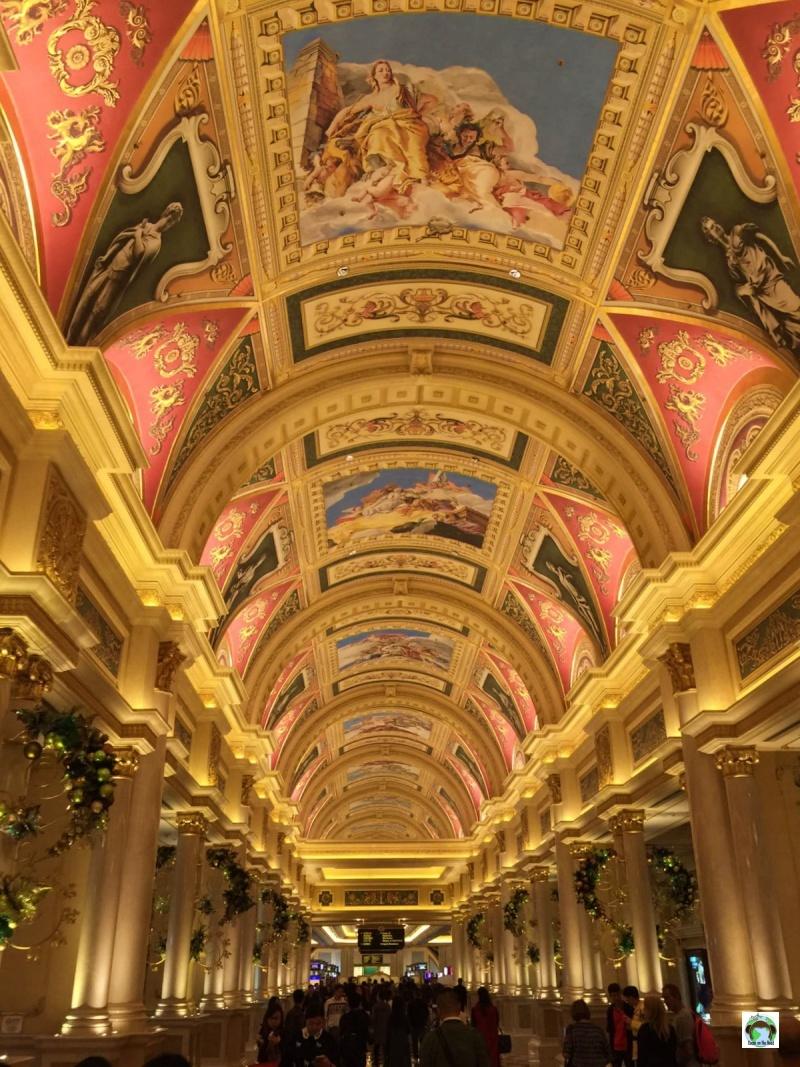 The Venetian Hotel a Macao Cina