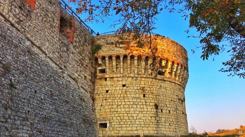 Castello di Brescia entrata gratuita CidneOn 2019