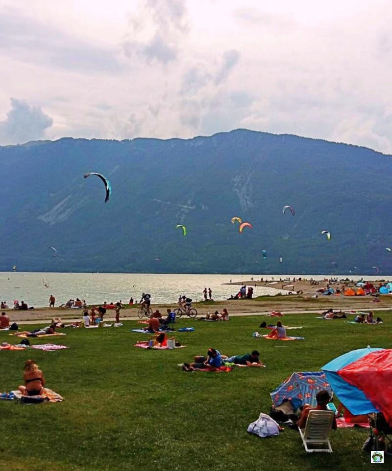 Lago Santa Croce cosa fare in spiaggia d'estate