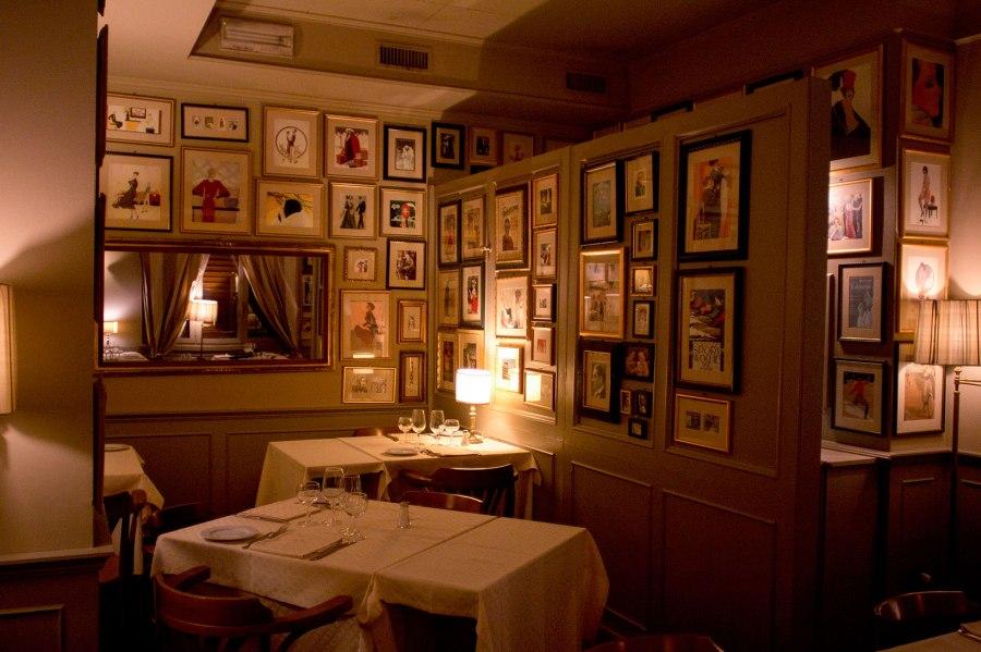 Milano, ristorante