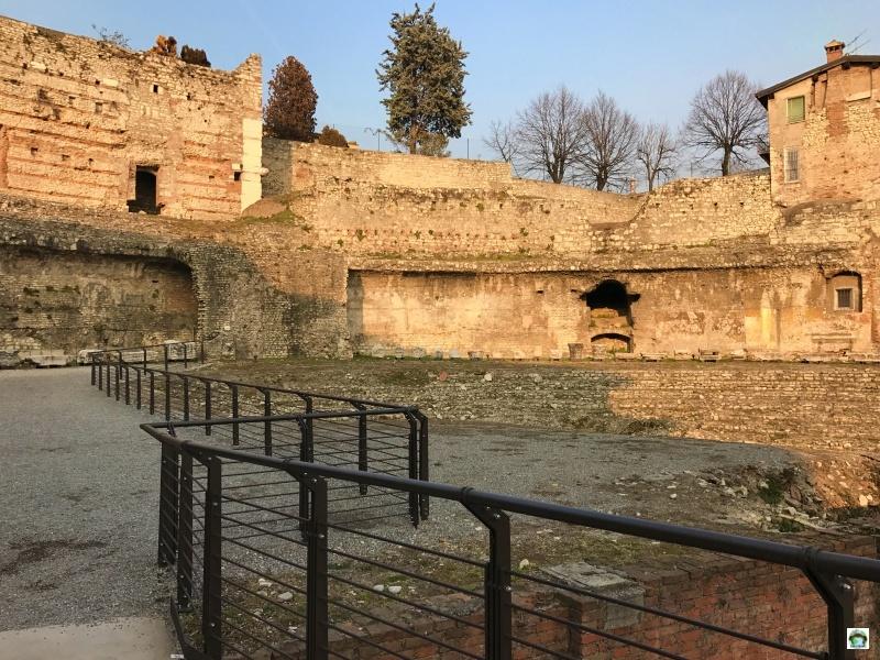 Teatro romano a Brescia