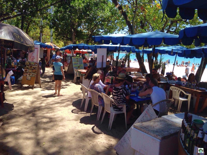 Street food thai viaggio in Thailandia