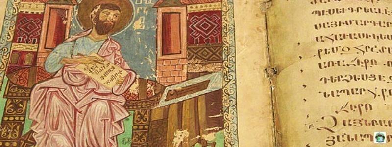 libro più antico al mondo in Armenia
