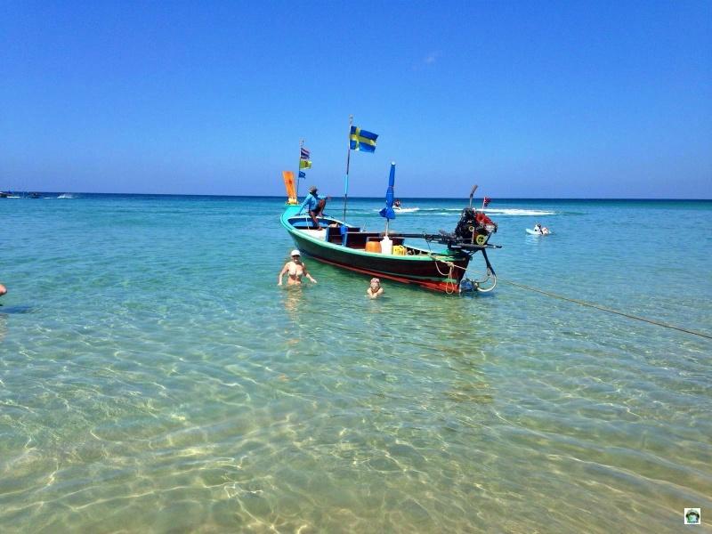 Noleggiare barche Thailandia