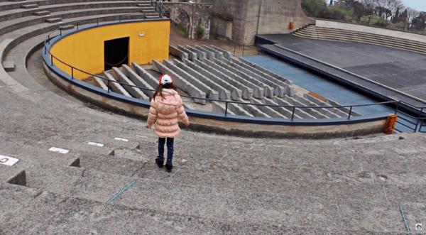 Anfiteatro Il Vittoriale Gardone Riviera