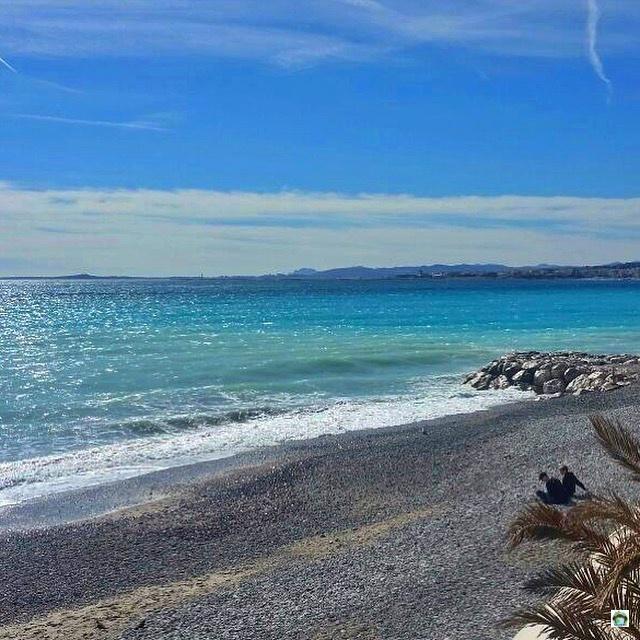 Nizza mare Costa Azzurra