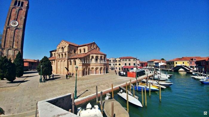 il Duomo cosa vedere a Murano Venezia