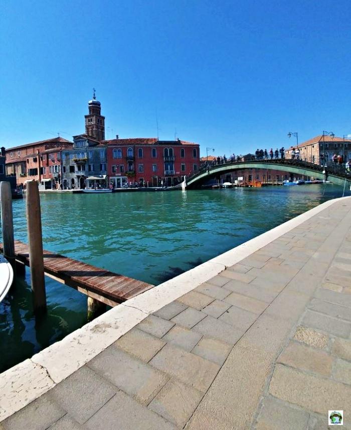 ponti e canali cosa vedere a Murano Venezia