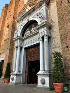 Il Duomo di Salò all'esterno