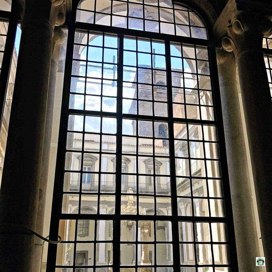 Chiostro di San Lorenzo Maggiore
