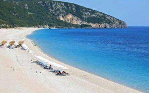 mare spiaggia sabbia albanese