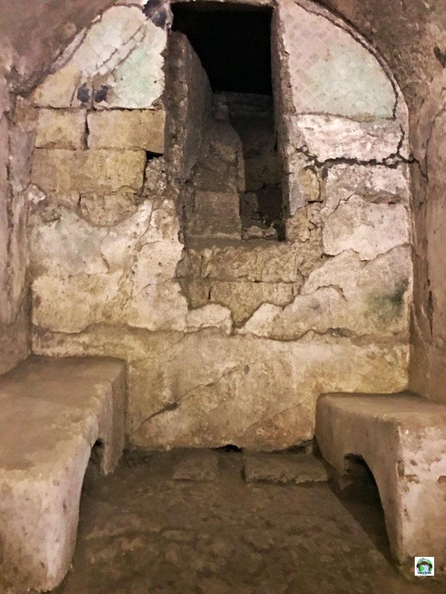 Napoli sotterranea antica pescheria