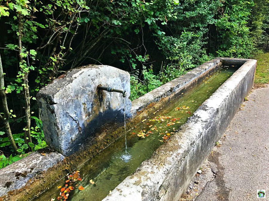 Fontanella al parco delle Fucine di Casto - Cocco on the road