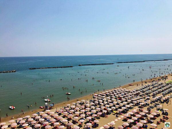 Igea Marina spiaggia e mare