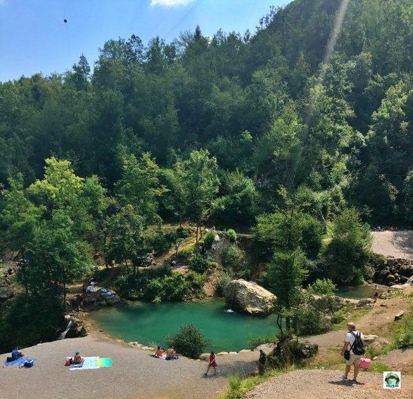 laghi sorgente Casto