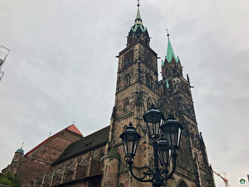 Norimberga e le sue chiese