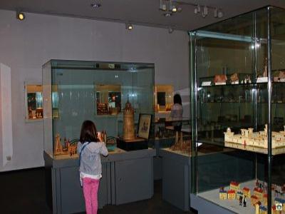 Norimberga il museo del giocattolo