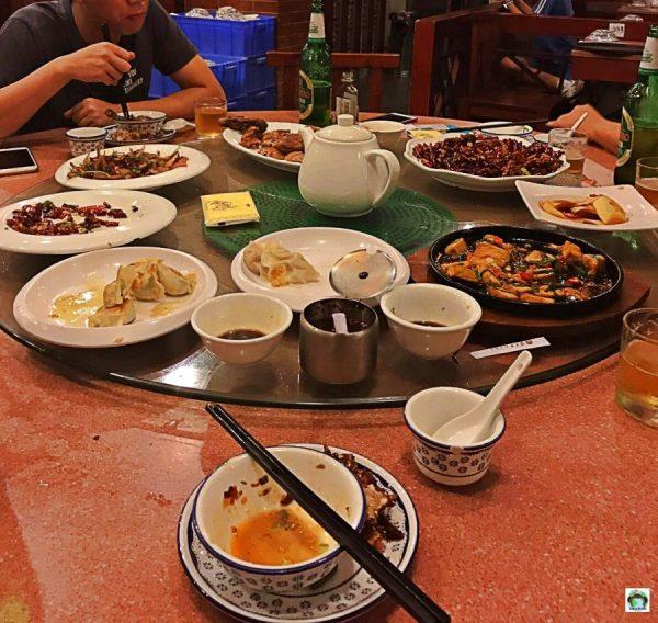 Shenzhen ristorante cinese