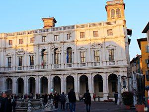 Palazzo Nuovo Bergamo Alta