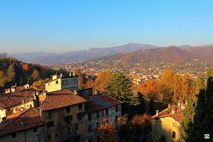 Panorama Convento San Francesco Bergamo Alta