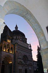 Piazza Duomo Bergamo Alta
