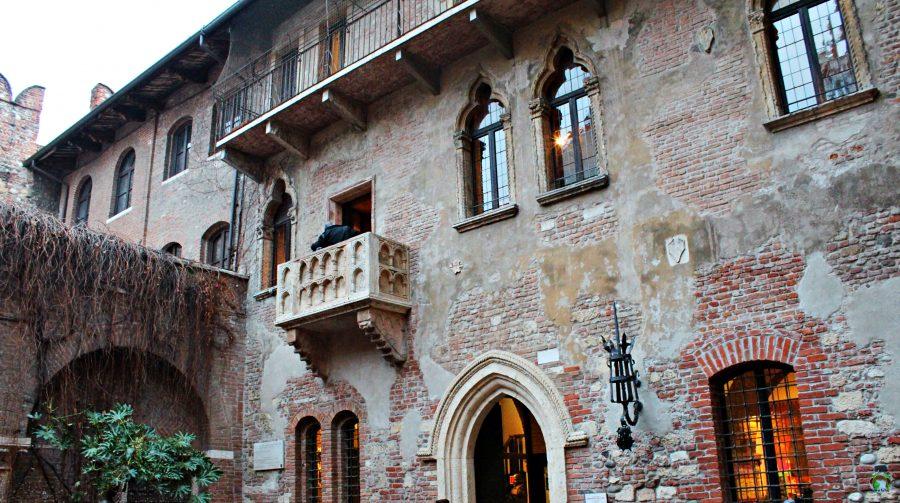 Balcone di Giulietta - Cocco on the road