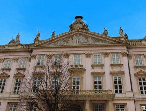 Cosa vedere a Bratislava Palazzo del Cardinale Bratislava - Cocco on the road