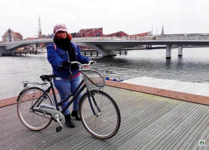 Girare a Copenaghen in bicicletta