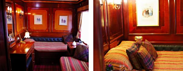 Un viaggio di lusso in treno Belmond Royal Scotsman