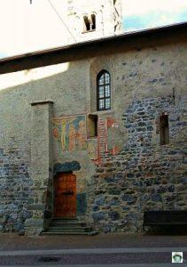 Chiesa di San Vitale a Bormio da vedere